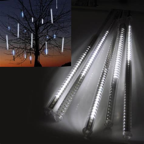 smd3528 led meteor shower snow falling light valentine