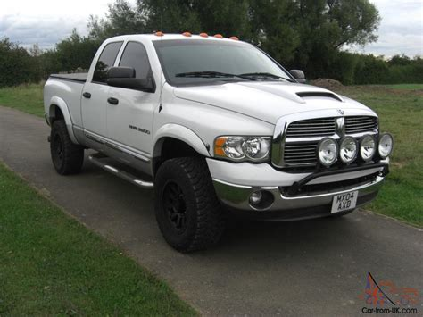 dodge ram 3500 4x4 diesel dodge ram 3500 diesel auto 4x4 2004 american truck