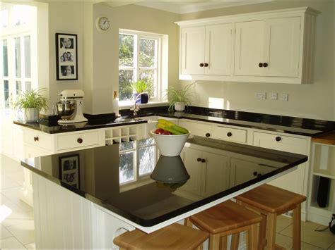 kitchen island worktops absolute black granite worktops island and splashbacks