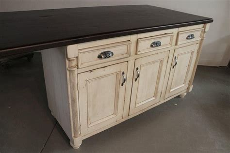 reclaimed kitchen islands hand crafted white kitchen island from reclaimed barn wood