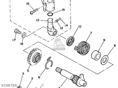 yamaha virago wiring diagram carburetor wiring source