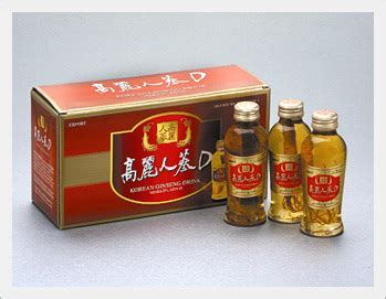 Korean Ginseng Tonic korea ginseng tonic dongwon korean ginseng co ltd