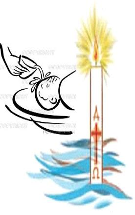 clipart battesimo ufficio liturgico 187 pastorale battesimale