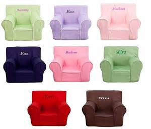 personalized baby chair personalized foam arm chairs by comfybumzshop on etsy