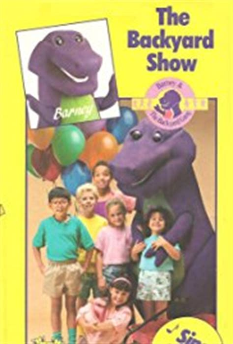 The Backyard Show by The Backyard Show 1988 Imdb