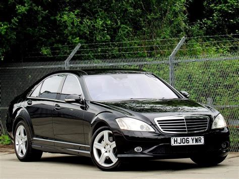 Mercedes S Class 2006 by Used 2006 Mercedes S Class 5 5 S500 Limousine 7g