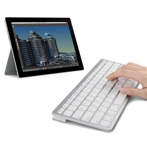 2 3 4 Ultra Slim Bluetooth 3 0 Keyboard Stand New Arrival Bl microsoft surface pro 4 3 ultra slim wireless bluetooth keyboard portable new ebay