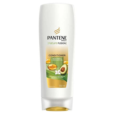 Pantene Shoo Conditioner buy pantene nature fusion conditioner 350ml at chemist warehouse 174