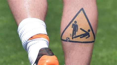 Footballers Tattoo Quiz | quiz footballers tattoos football news sky sports