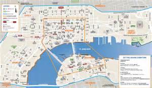 us map jacksonville downtown jacksonville map