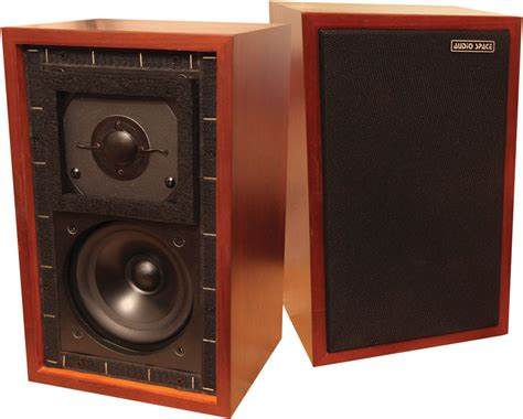audio space ls 3 5a bookshelf speakers and sw 1a subwoofer