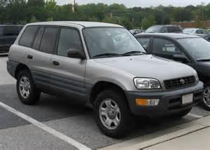 1998 Toyota Rav 4 1998 Toyota Rav4 Image 9