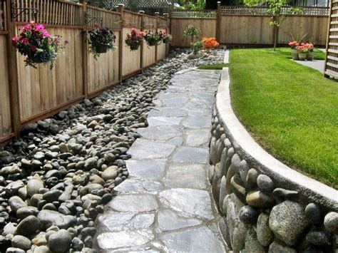 Landscaping With Rocks Ways To Decorate Your Yard With Rocks For Backyard