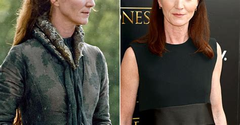 michelle fairley social media michelle fairley game of thrones cast what they look