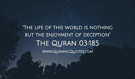 themes of quranic passages 165 the quran 03 185 surah al imran quranic quotes