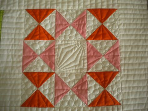 triangle with pattern blocks quarter square triangle quilt patterns to try