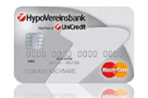 hypovereinsbank mastercard hvb mastercard classic