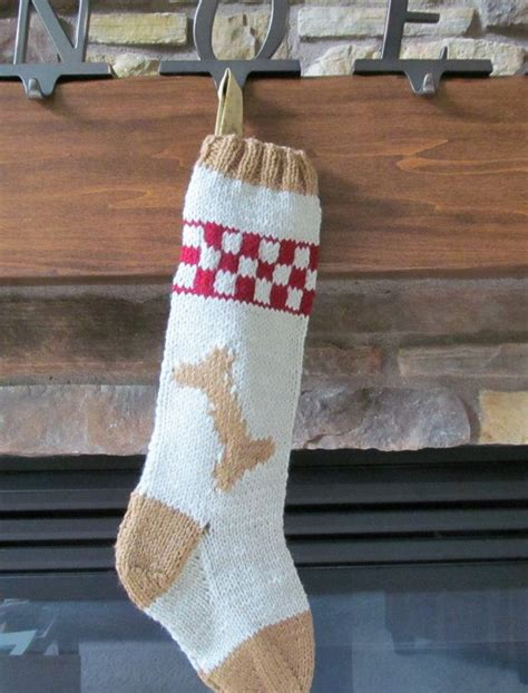 knitting pattern for dog christmas stocking 17 best images about christmas stockings on pinterest
