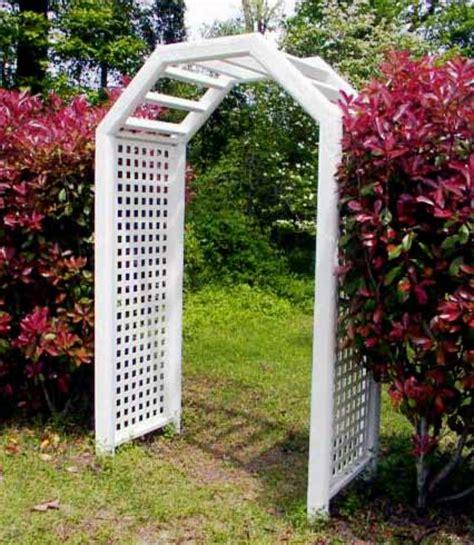 How To Build A Garden Arch Garden Archways Building Plans Garden Arbor Trellis Arch