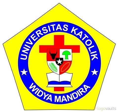 universitas katolik widya mandira logo jpg logo