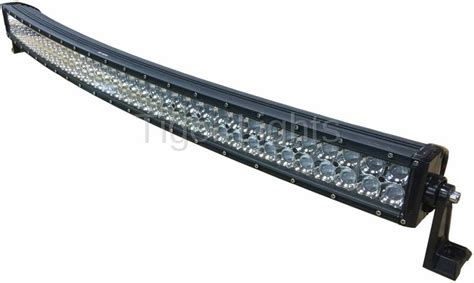 42 Led Light Bar 42 Quot Curved Row Led Light Bar Tlb440c Curv Led Light Bars From Tiger Lights