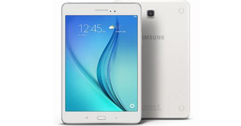 Samsung Tab Di Taiwan 187 samsung launches galaxy tab a in taiwan technews