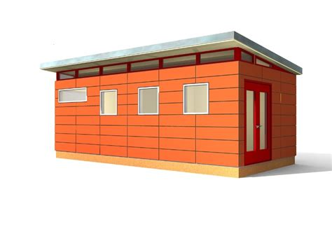 24 X 24 Shed by Modern Shed Kit 12 X 24 Prefabricated Shed Kits
