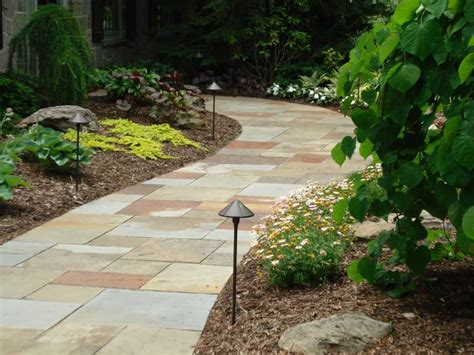 stone walkway design images
