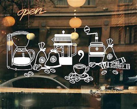 Unique Stiker Papan Tulis best 20 cafe window ideas on coffee shop