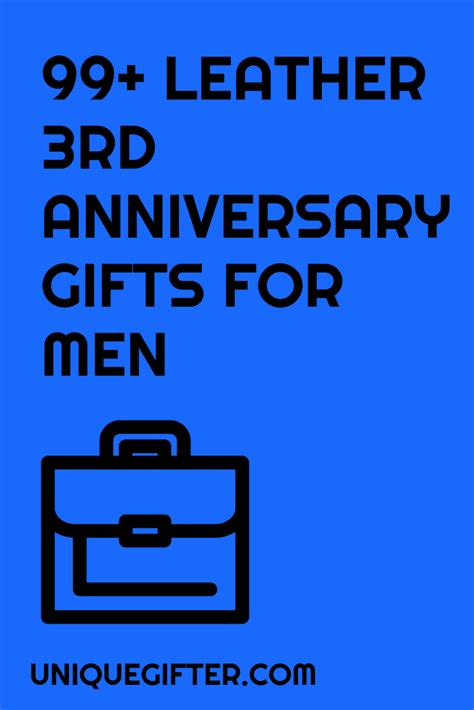 leather  anniversary gifts   unique gifter