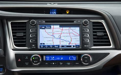 Toyota Navigation 2014 Toyota Highlander Navigation System 203617 Photo 14
