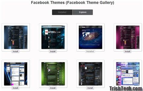 facebook themes gallery home apply cool facebook themes with facebook themes gallery