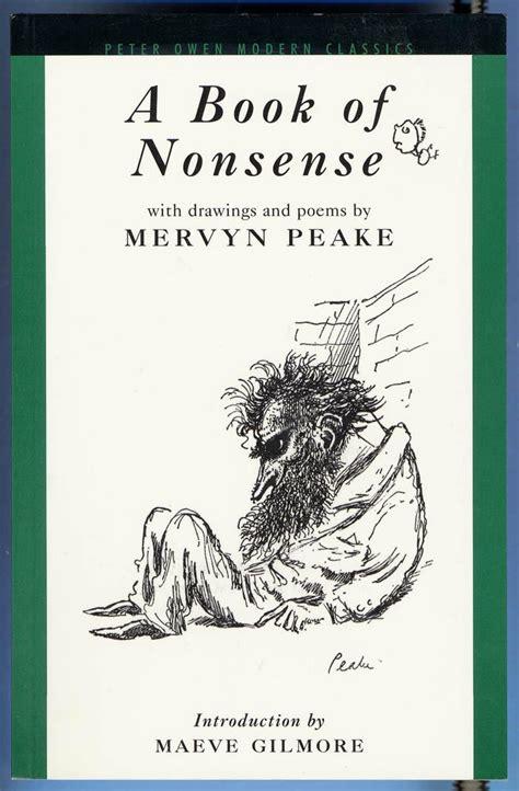 nonsense verse nonsense verse