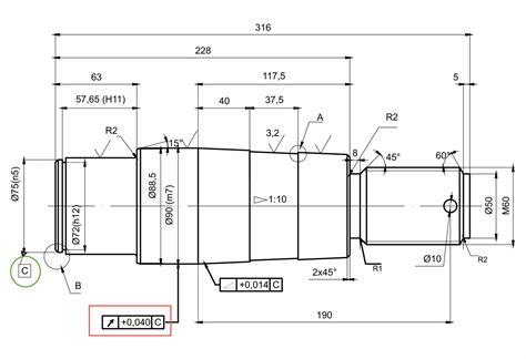 design for manufacturing tolerances cadforyou geometric tolerances in product design