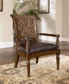 Grand Leather Sofa Barcelona Antique Showood Accent Chair From Millennium By