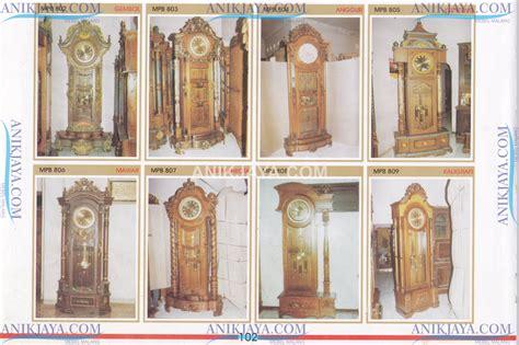 Kasur Spons Malang katalog model desain jam hias mebel anik jaya malang