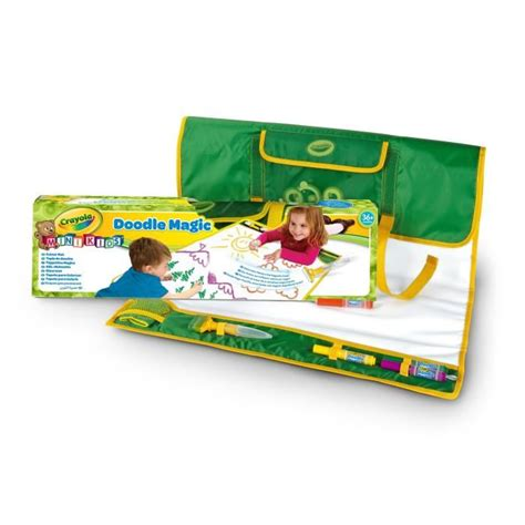 how to create magic in doodle crayola doodle magic tapis de dessins achat vente jeu