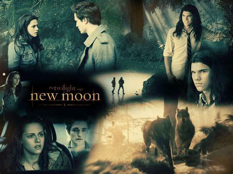 new moon series 2 new moon twilight series wallpaper 6708770 fanpop
