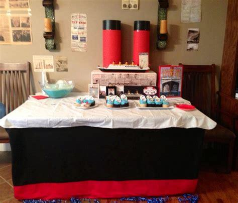 titanic bedroom theme 76 best titanic birthday party ideas images on pinterest