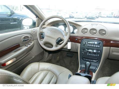 buy car manuals 1994 chrysler lhs interior lighting 2001 chrysler lhs sedan light taupe dashboard photo 59600157 gtcarlot com