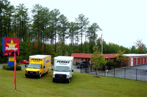 Grovetown Post Office by Grovetown All Self Storage In Grovetown Ga 30813