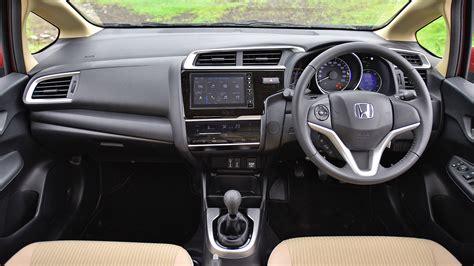 interior jazz 2018 honda jazz 2018 petrol vx interior car photos overdrive