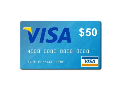 My Gift Card Site Visa - hlo gift card giveaway contest 2 50 visa healthy living obsession