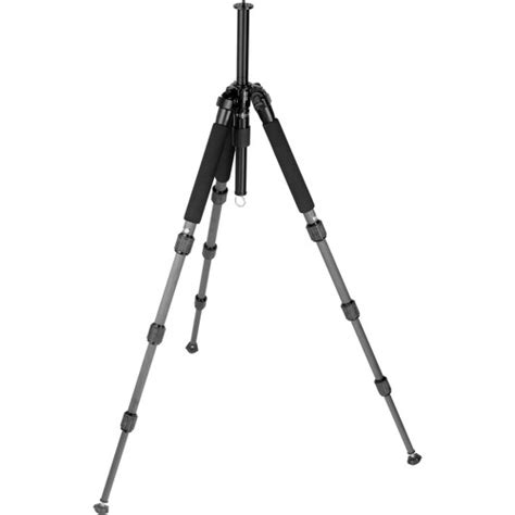 slik pro 714 cf ii carbon fiber tripod legs b h photo