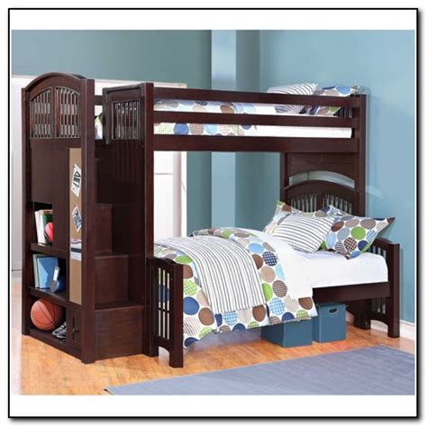 Costco Bunk Beds With Stairs Costco Bunk Beds Latitudebrowser