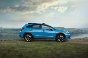 Subaru Crosstrek Crossbars The 2017 Subaru Crosstrek Is A Compact Crossover Tough