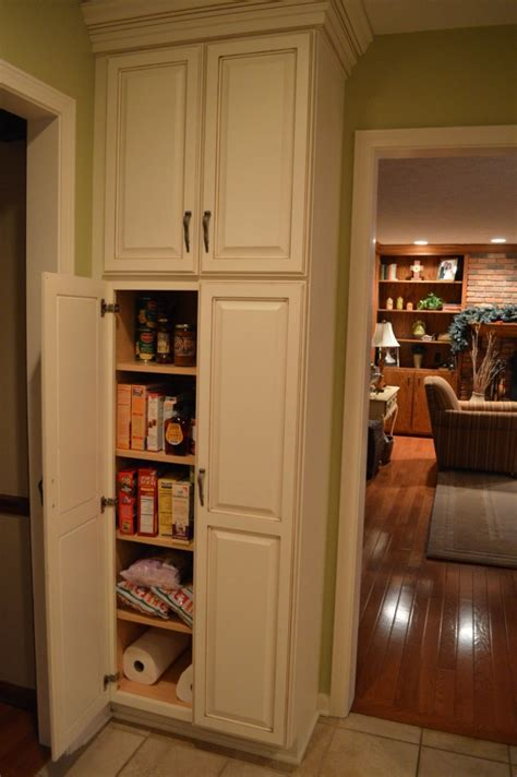 Kitchen Pantry Cabinets Outstanding White Wooden Kitchen Pantry Cabinets Featuring Door Pantry Cabinet And
