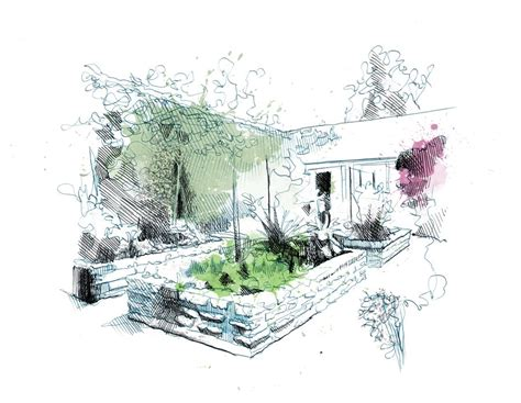 Eco Friendly Home Plans by 8 Landscape Design Principles Garden Design
