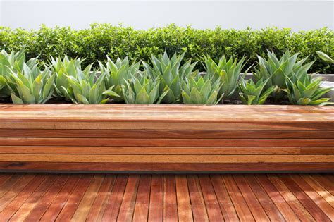 Hedge In Planter Boxes by Cool Planter Boxes Mode Perth Landscape