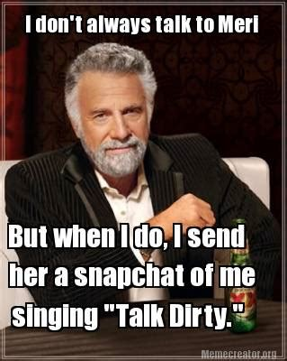 Talk Dirty To Me Meme - dirty talk memes 28 images offensive memes page 9